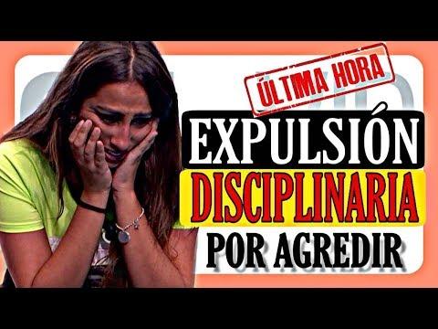 [GH VIP 7] EXPULSION DISCIPLINARIA ¡YA!. NOEMI SALAZAR ACREDE A HUGO CASTEJON