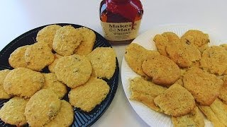 Betty's Derby Day Bourbon Pecan Cookies For The Kentucky Derby