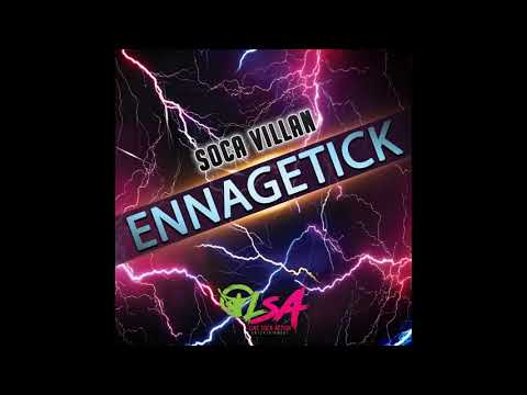 Ennagetic - LSA Entertainment  (Antigua 2019 Soca)