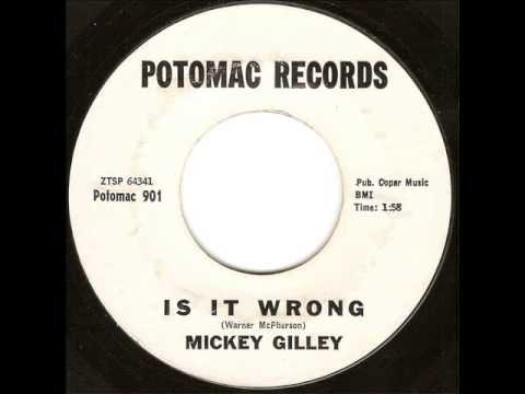 Mickey Gilley - Is It Wrong