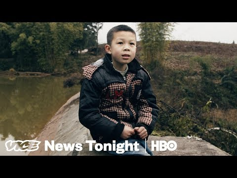 Year of The Dog: Inside The World's Largest Human Migration | VICE News Tonight Special (HBO)
