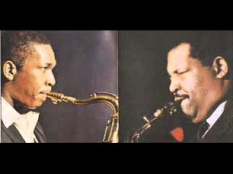 "John Coltrane and Cannonball Adderly-""Grand Central"""