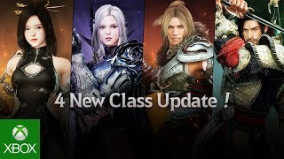 Black Desert 4/3 Major Content Update : New Character Classes