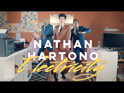 Nathan Hartono - Electricity (Official Music Video)