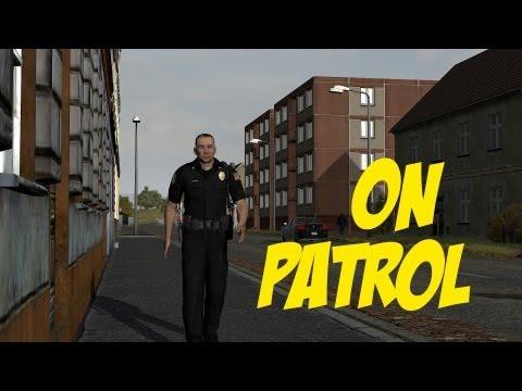Takistan Life - Cops on Patrol