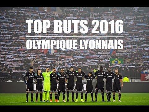 Olympique lyonnais | Top Buts 2016