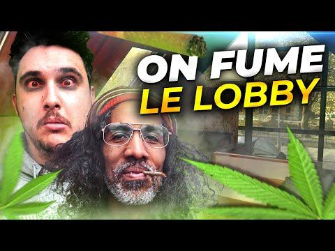 AVEC UN DUO RANDOM FR ON FUME LE LOBBY 🌿