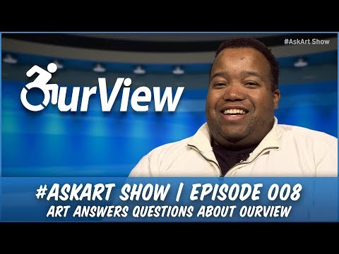 Art Answers Questions about OurView | #AskArt Show 008