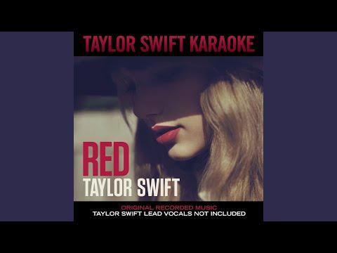 Begin Again (Karaoke Version)