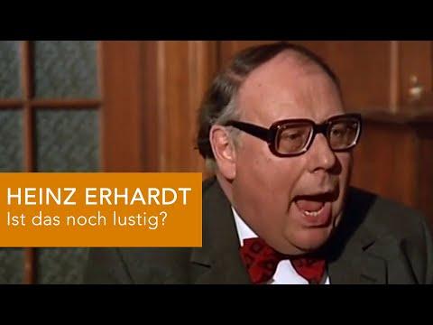 Sind Filme mit HEINZ ERHARDT noch lustig?