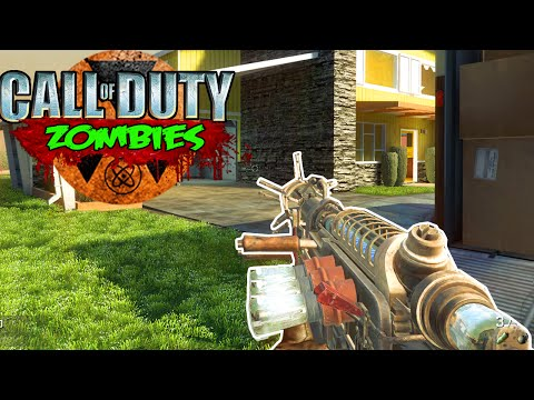 WUNDERWAFFE DG-2 ON NUKETOWN!!! - Call of Duty Black Ops Multiplayer Gun Mods! (COD BO1)