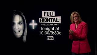 Full Frontal Announcement Event | Full Frontal on TBS