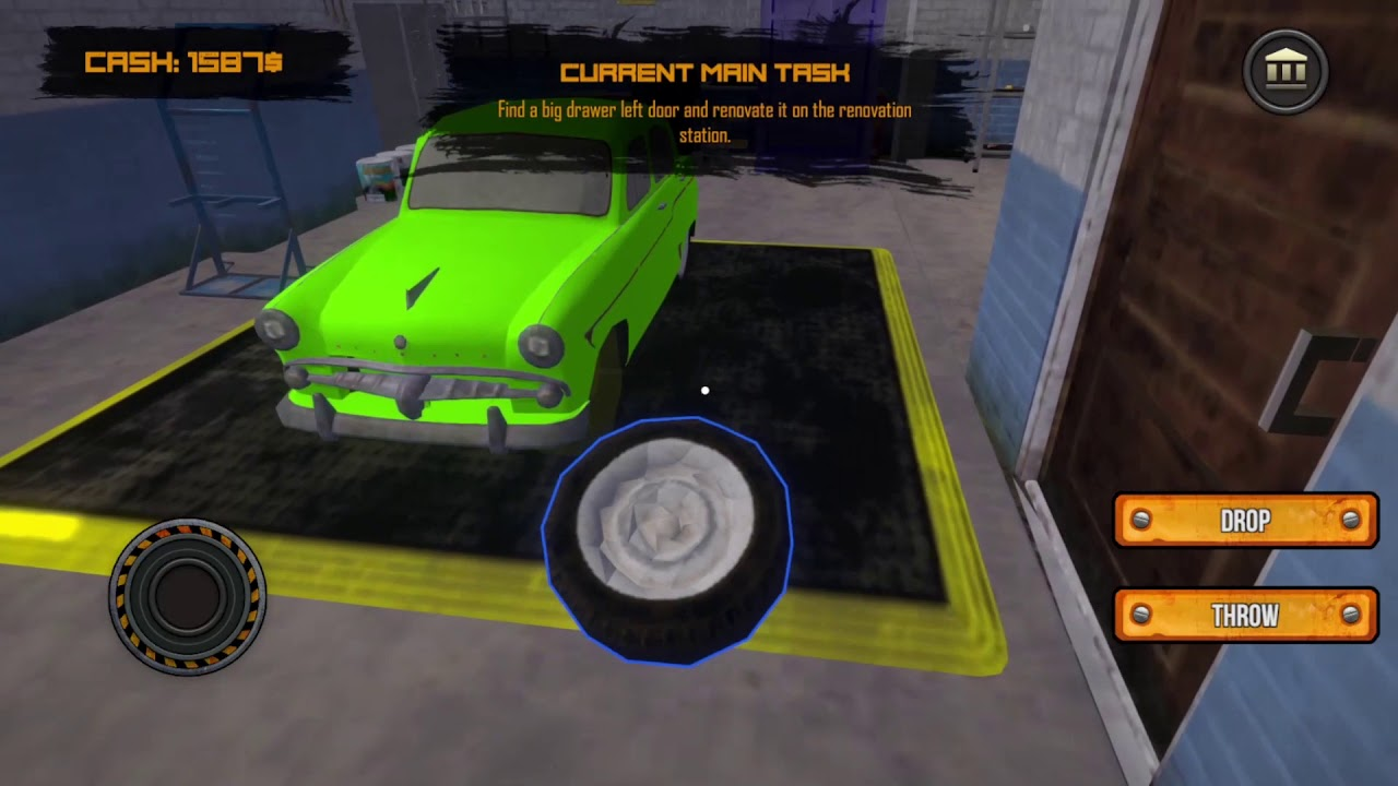 Junkyard Builder Is An Upcoming Simulator Game For Android & iOS