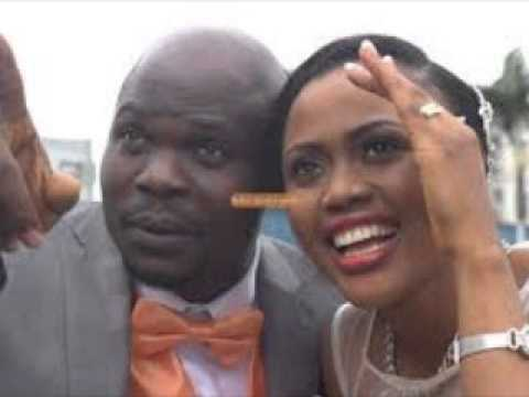 Nigerian Yoruba Actor Baba Ijesha's White Wedding Photos