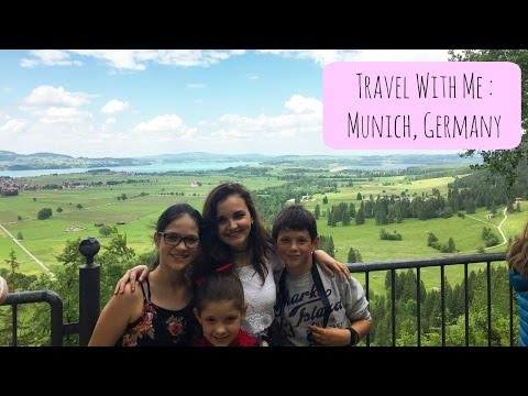 Travel With Me | Munich, Germany!