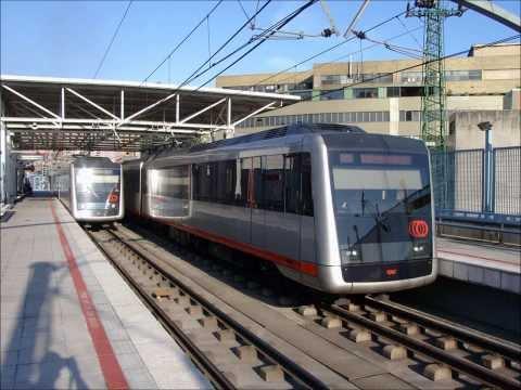 Metro Bilbao (Basque Country)