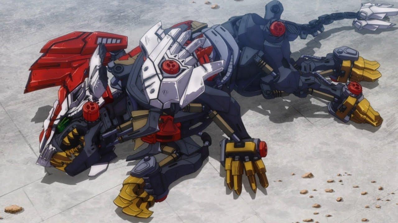 TAKARA TOMY ZOIDS Zoid Wild ZW 25 Beast Liger Figure anime