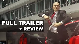 Hitman Agent 47 Official Trailer + Trailer Review : Beyond The Trailer