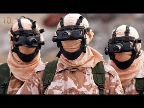 Лучший Спецназ Мира ТОП 10 Элитные Войска Специального Назначения Морские Котики Альфа SAS Cobra