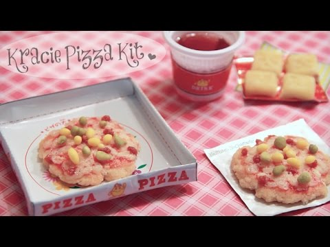 CANDY PIZZA!? - Kracie Popin' Cookin' Japanese Candy Kit - DIY Pizza