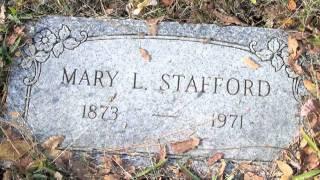 Cemetery Walk 1: Diamond Springs Odd Fellows Cemetery, El Dorado County California
