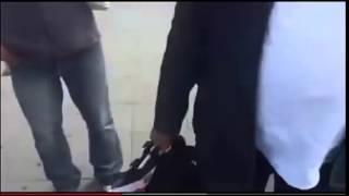 رصد - الفنان احمد بدير(كلب السيسي) وهو يتهم الشعب المغربي بالارهاب