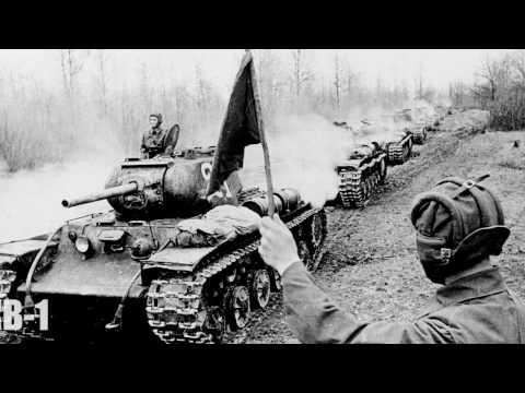 Тяжелые танки СССР во время Второй Мировой Войны
