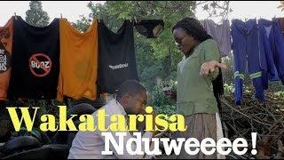 Wakatarisa Nduweee! | BUSTOP TV