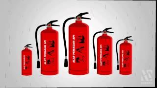 Bagaimana Menggunakan Alat Pemadam Api