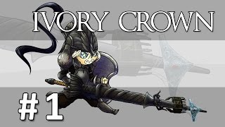 Dark Souls II - Ivory King Crown DLC [Part 1]