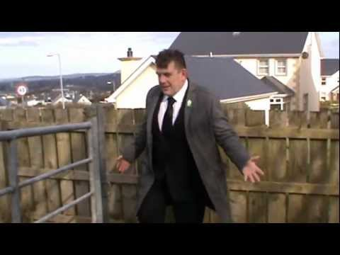 M2U00885  Philip McFadden on suspected chemical waste