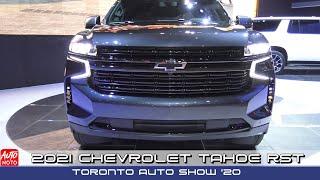 2021 Chevrolet Tahoe RST - Exterior And Interior - Toronto Auto Show 2020