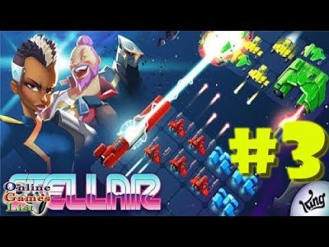 Stellar: Galaxy Commander - Galaxy 2 PVP Gameplay #3