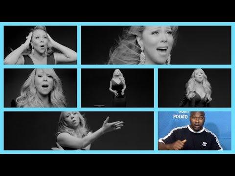 Mariah Carey   Almost Home   REACTION
