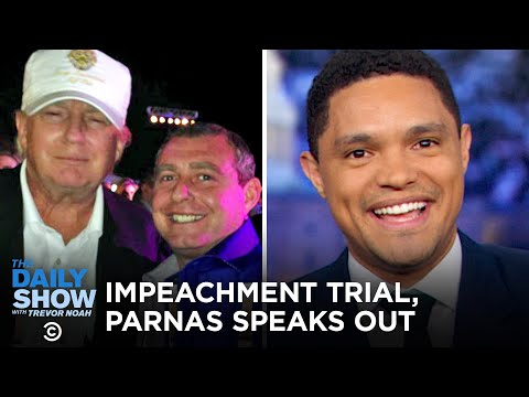 The Senate Impeachment Trial &...