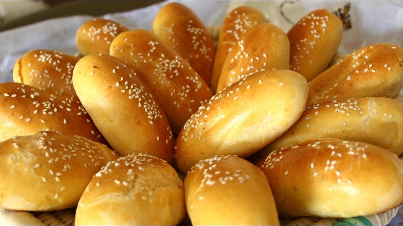 اسهل طريقة لتحضير اروع خبز السندويش للوجبات الخفيفة والخرجات الصيفية  لا يفوتكم