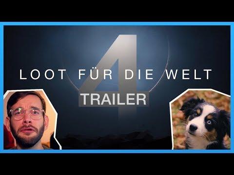 Loot für die Welt 4 – Trailer of Destiny