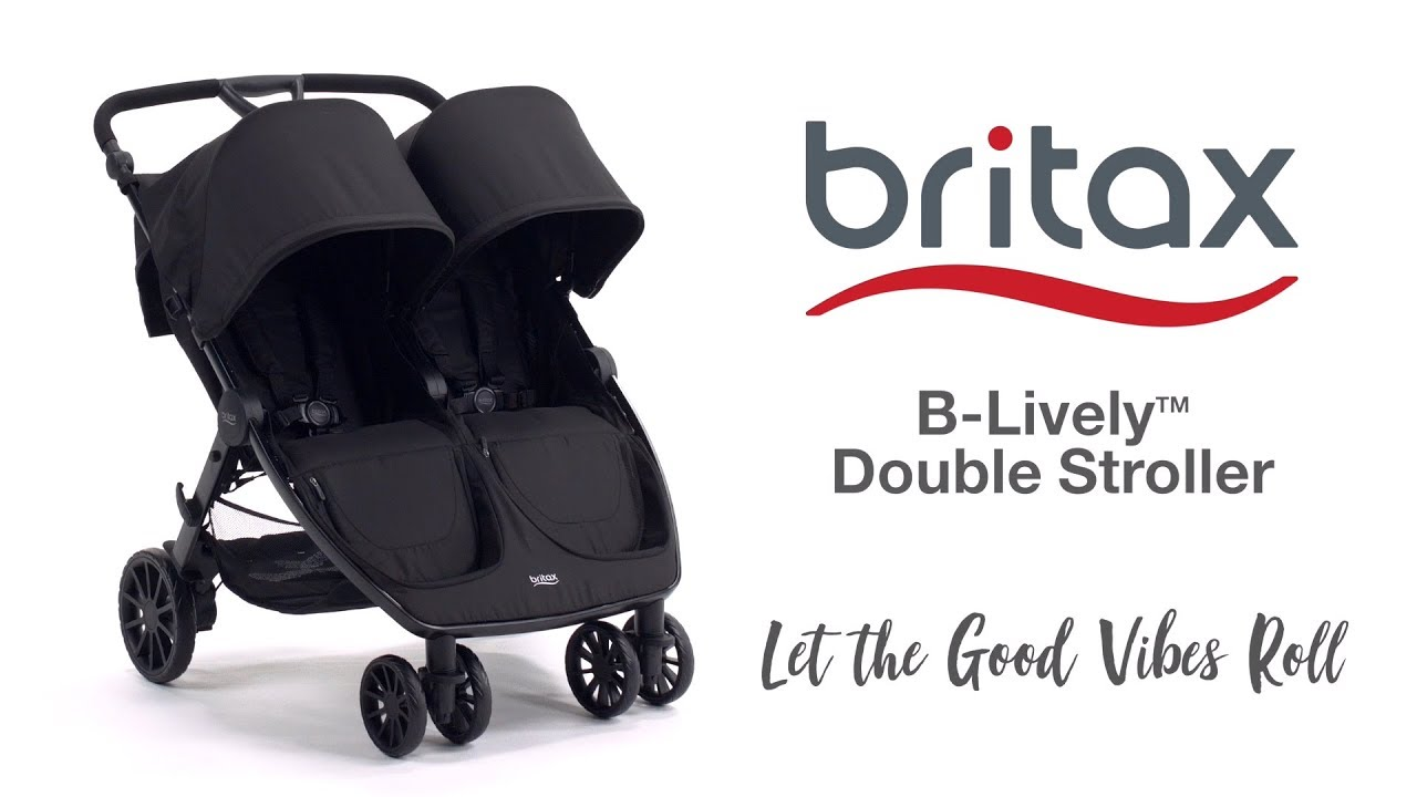 Haze Britax B-READY Second Seat