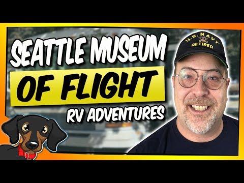 RV Destinations - Museum of Flight - Boeing's 100-year aviation history  #79