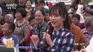 《乡村大世界》 20190601 走进福建省武平县| CCTV农业
