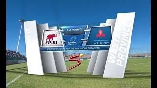 2018 SuperSport Rugby Challenge - EP Elephants vs Western Province