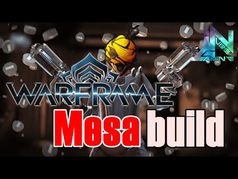 Warframe Weapons Build Out Of Vasto
