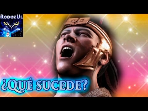 "HEYEYEYEAH ¿QUÉ SUCEDE? - Kung Jin: (Parodia ""Hey Yea Yea Yea Ye"") - Momentos Bizarros RodozUl"