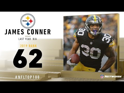 Bill Page - Erie's James Conner makes it in the TOP 100 Players of 2019