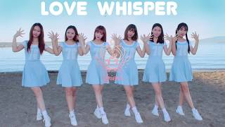 Video GFRIEND - LOVE WHISPER dance cover (FDS) mirrored KPOP in Vancouver download MP3, 3GP, MP4, WEBM, AVI, FLV September 2017