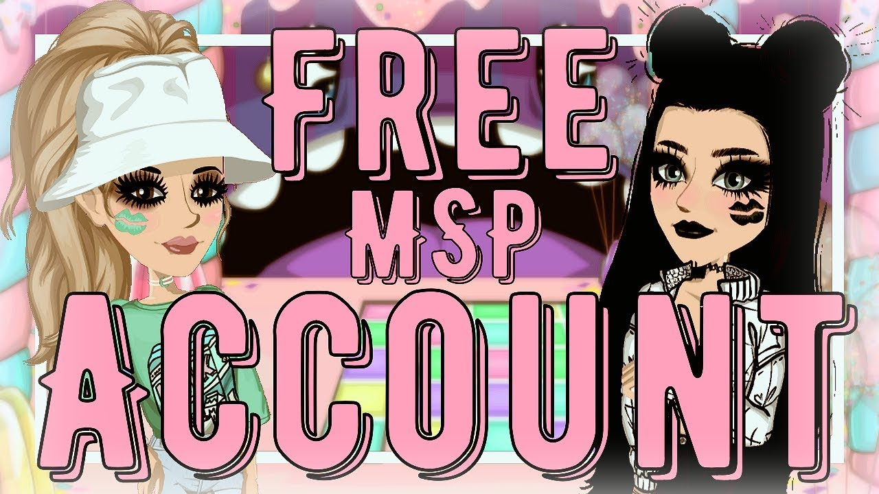 MSP Free Account | Make A Safe Account | Surprise VIP!!!! |