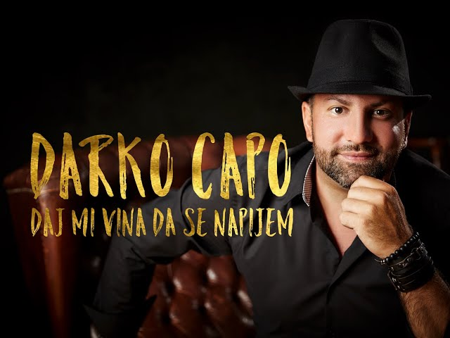 Darko Capo | Daj Mi Vina Da Se Napijem | (Official Audio)