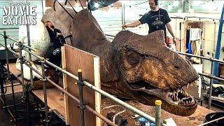 JURASSIC WORLD: FALLEN KINGDOM | More Dinosaurs Than Ever Featurette