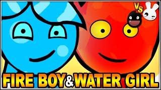 Fire boy & Water Girl | Juegos Gratis con @Dsimphony