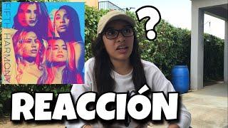REACCIONANDO AL NUEVO ÁLBUM DE FIFTH HARMONY | Alondra Michelle